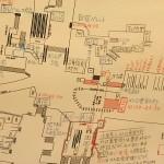 たった一人の学生が作った「新宿地下の巨大地図」がスゴい!