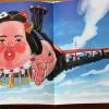 夢に出る絵本「おかめ列車」がすごい!