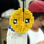 東大の学園祭「五月祭」で「東大レゴ部」の「太陽の塔」を見てきた!