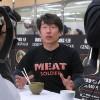 肉の嵐! 寺門ジモンの「フードパーク」で激ウマ「ステーキサンド」を食べてきた!