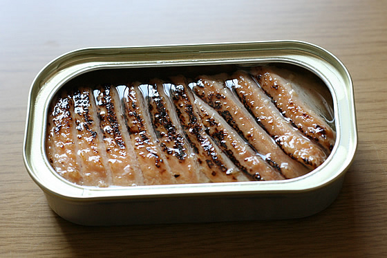 シルシルミシルで紹介された缶詰「シーチキン炙りとろ」