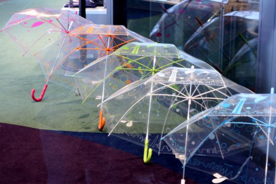 スカイツリーの傘