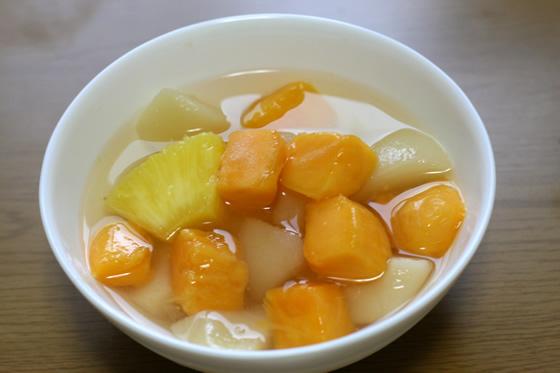 セブンイレブンの冷凍アップルマンゴー