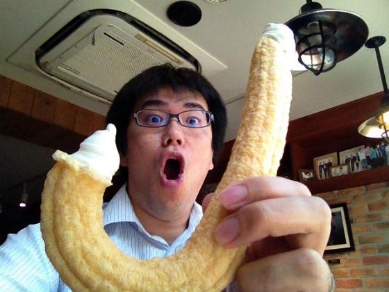 韓国で人気のステッキアイス