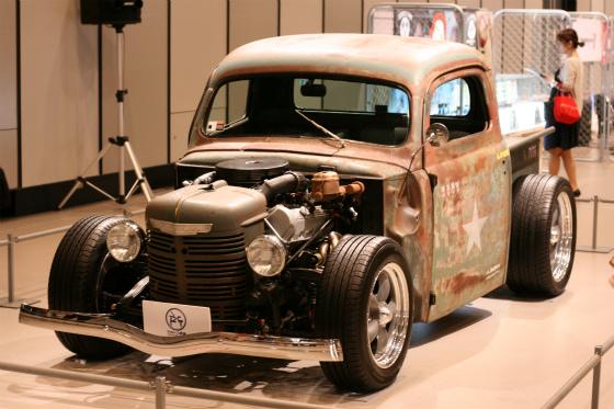 フォードF-1HOTROD
