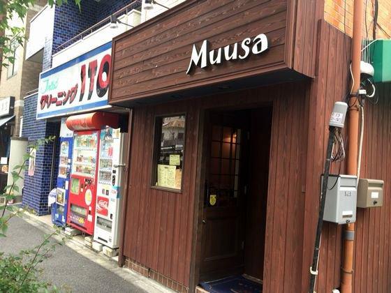 神保町のカフェ「Muusa(ムーサ)」
