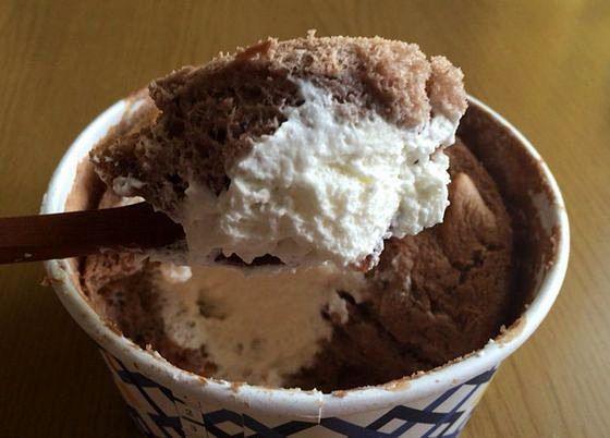 シフォンアンドスプーンのショコラシフォンケーキ