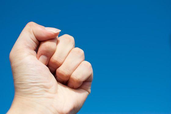 指きりげんまんの「げんまん」とは「拳で一万発殴る」ということ