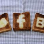 「ソーシャルボタントースト(social button toast)」を焼きあげたい