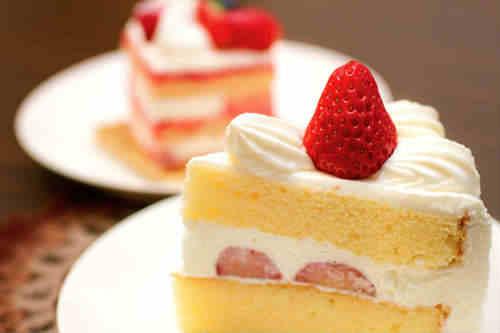 ショートケーキの日