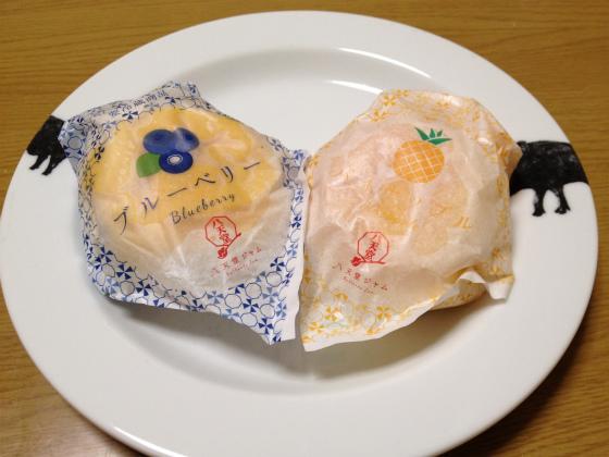 新宿「八天堂ジャム」の新感覚ジャムパン