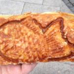 【行列グルメ】「銀のあん」の「クロワッサンたい焼き」を食べてみた