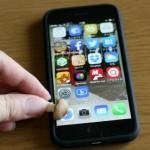 iPhone6は「しめじ」でも動かせる