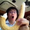 杖の形をしたアイス! 韓国で人気の「ステッキアイス」はコーンバリバリでウマい