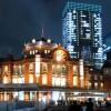 東京駅 ライトアップ! 復元された「丸の内駅舎」の夜景が美しすぎる