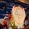 三井淳平さんがレゴで作った伊藤若冲「鳥獣花木図屏風」がスゴい!