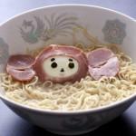 「チェブラーシカラーメン(Cheburashka Noodle)」をつくりたい