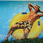 2014年夏のとしまえんのポスターは、テリー伊藤の「テリ焼き」