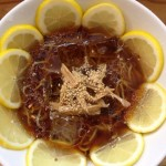 夏はこれ!「りんすず食堂」の「冷やしレモンラーメン」が冷え冷えでウマい!