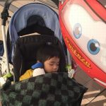 ディズニーランドの風船はコスパがいい(風船の値段は1000円)