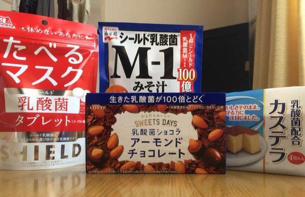 チョコだけじゃない! 意外な乳酸菌入り食品とは?