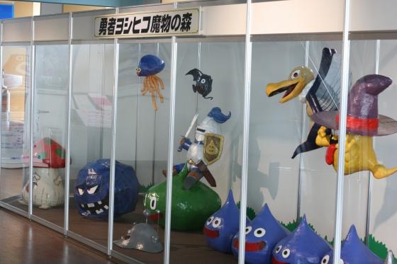 勇者ヨシヒコ展のドラクエ風魔物
