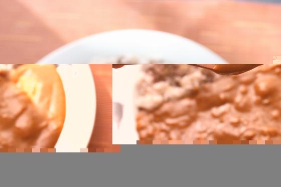 ヴィレッジヴァンガードのガチムチカレー