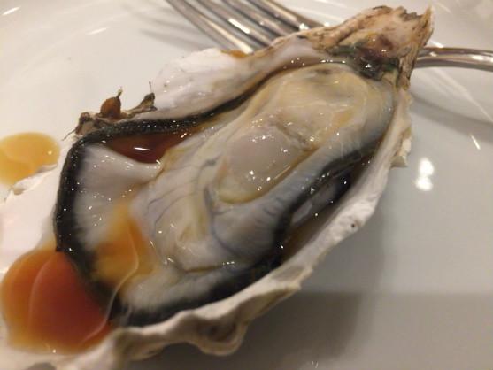 オイスターズインクの生牡蠣
