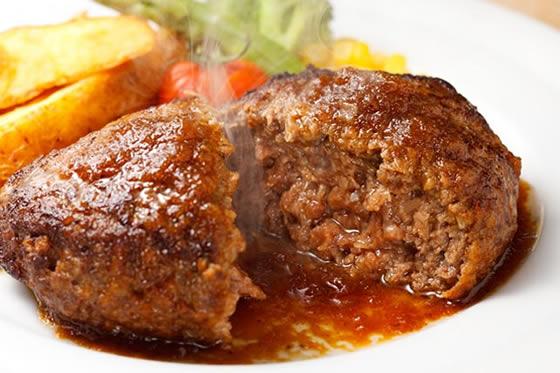 ハンバーグの肉汁のレシピまとめ