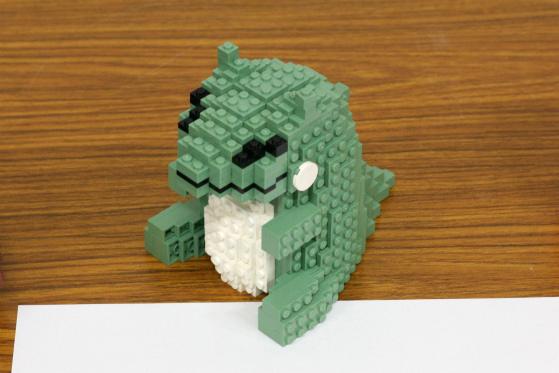 東大レゴ部のポケモン
