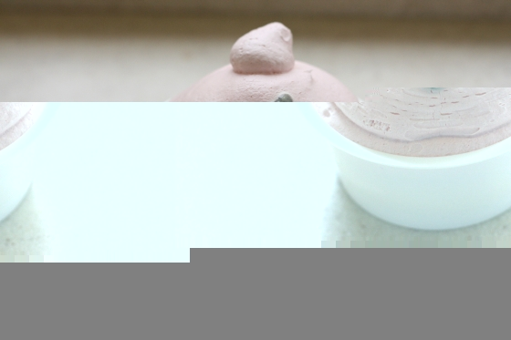 ミニストップとドラゴンボールのコラボ商品の魔人ブウのミルクプリン