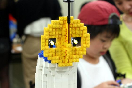 東大レゴ部の太陽の塔