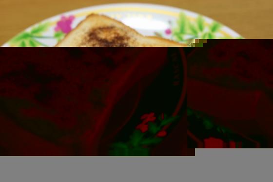 ハウスのパンのふりかけのトーストシーズニングのトースト