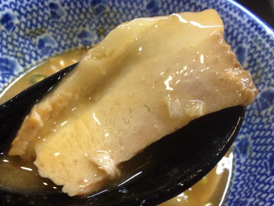 神保町のラーメン屋の麺屋神中川會のつけ麺