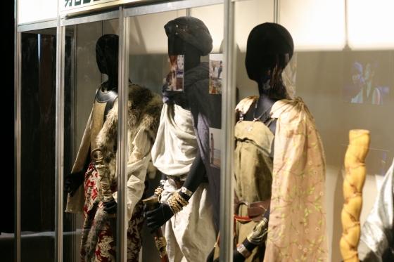 勇者ヨシヒコ展の衣装