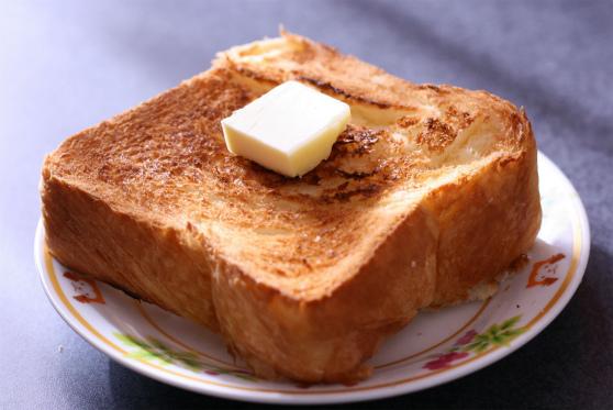 ミヤビ(MIYABI)の食パントースト